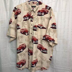 """Puritan 2XL Men's shortsleeved """"Woodie"""" Shirt"""
